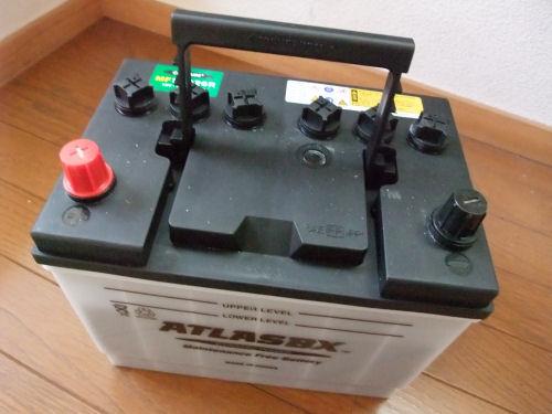 レジアスエース(ハイエース)バッテリー