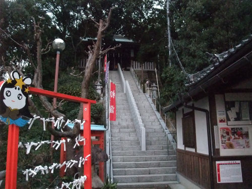 星田妙見宮(妙見神社)初詣