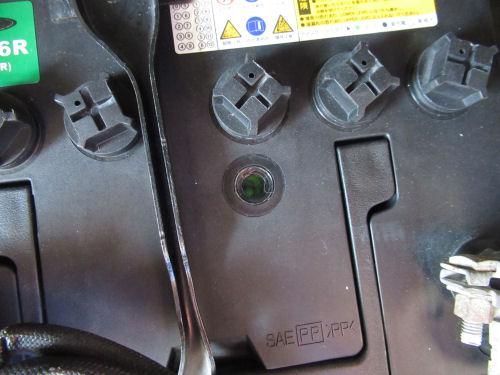 車(ハイエース)バッテリー